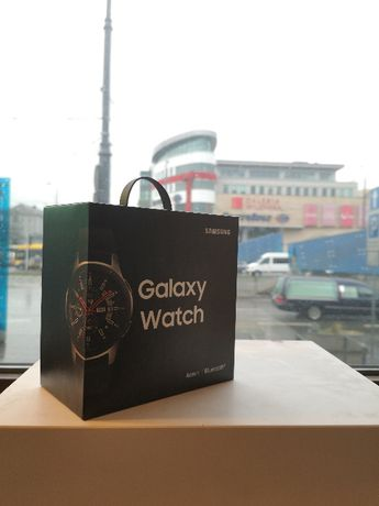Samsung Galaxy Watch 46MM R800 NOWY - Metro Praga DOWÓZ!
