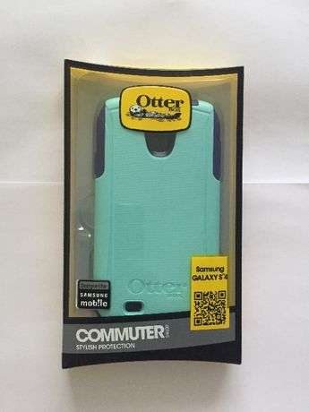 Mocne etui obudowa najlepszej firmy Otter Box, Samsung S4 z osłona LCD