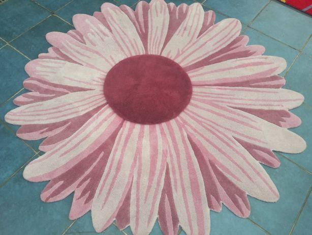 Dywan kwiatek