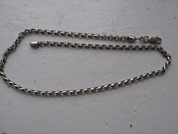 Серебряная цепочка 925 пробы БИСМАРК, вес 15,8 г, длина 47 см