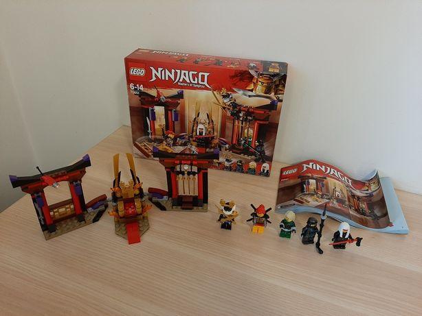 Lego Ninjago 70651 -Starcie w sali tronowej