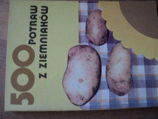500 potraw z ziemniaków