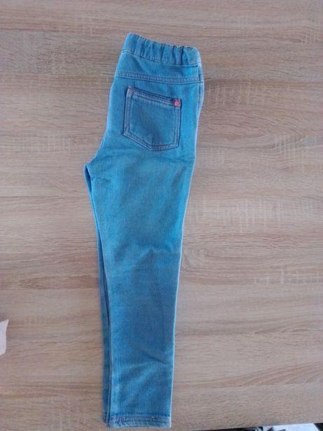 Spodnie 116 cocodrillo dla dziewczynki
