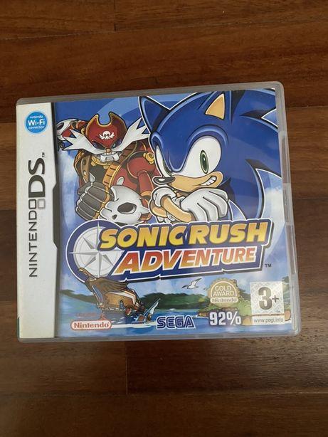 Jogo nintendo DS - Sonic crush
