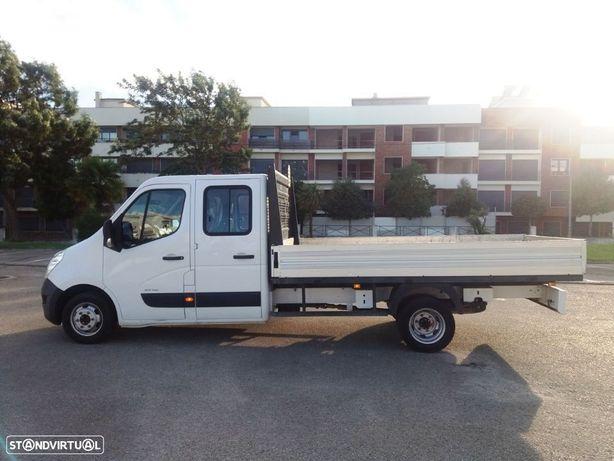 Renault Master 2.3 dCi L3 3.5T CD SS