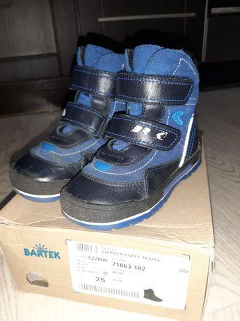 Зимние ботинки Bartek р-р 25