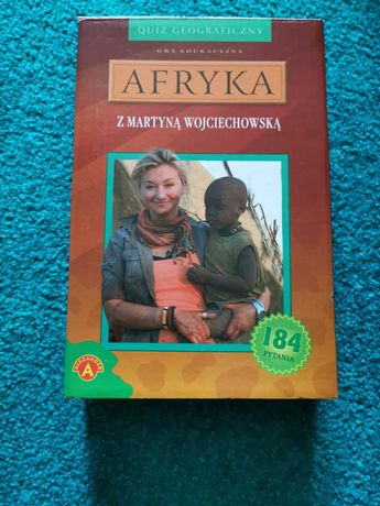 Quiz Afryka z Martyną Wojciechowską