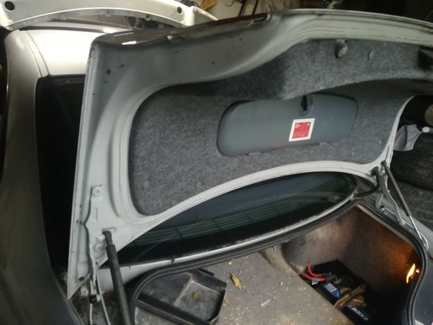 E46 coupe klapa tył