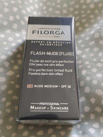 Filorga Flash Nude 1.5 - Base cor nude médium - SPF 30 - Nova