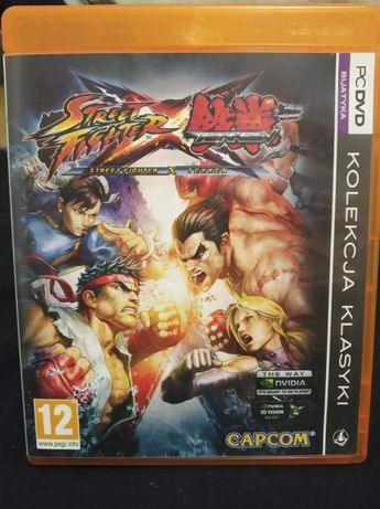 Street Fighter X Tekken (Gra PC)