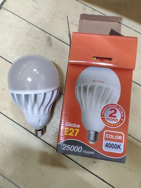 Светодиодная лампа (энергосберегающая) Electrum LG-30W