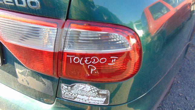 Paź#Seat Toledo II lampa tylna prawa