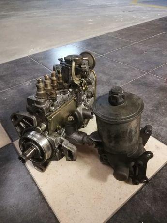 Várias peças mercedes 200D w124