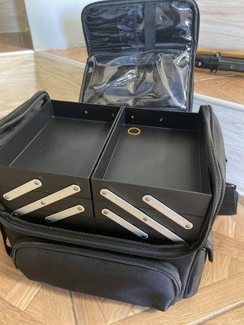 Продам сумку -чемоданчик для мастера маникюра или др.