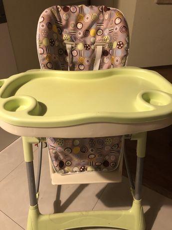 Krzesełko fotelik do karmienia