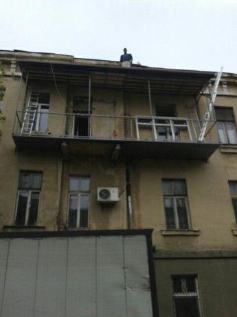 СКИДКА ДО - 25%. Расширение балконов