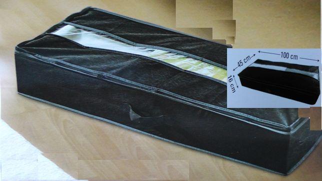 Pokrowiec na Keyboard na zamek z okienkiem z uchwytem 100x45x16cm