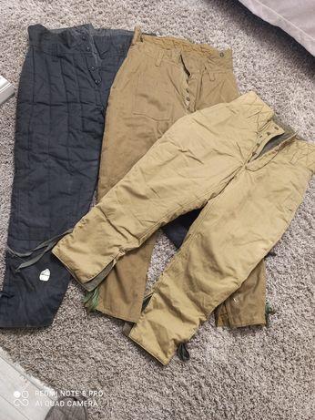 Штаны (брюки) ватные Армейские СССР.
