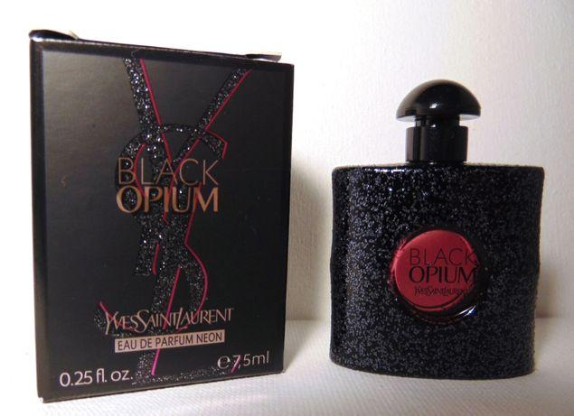 Миниатюра Yves Saint Laurent Black Opium Neon 7.5 мл. Оригинал