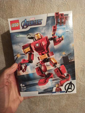 Lego 76140 Marvel
