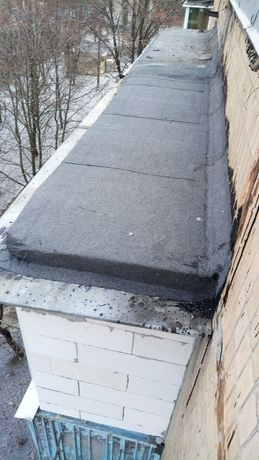 Ремонт козырьков,крыши балкона,квартир,гаражей(от1500гр)