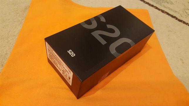 Nowy Samsung S20 SM-G980F/DS 8/128GB szary Warszawa