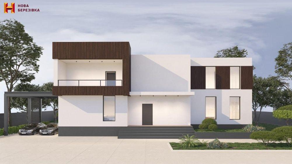 Ділянка+Проект+Розстрочка на рік = будинок мрії за 4 місяці. Пакет №5 Березовка - изображение 1