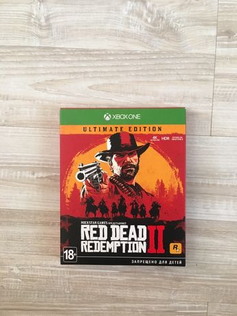 Red Dead Redemption 2 Ultimate Edition для Xbox One