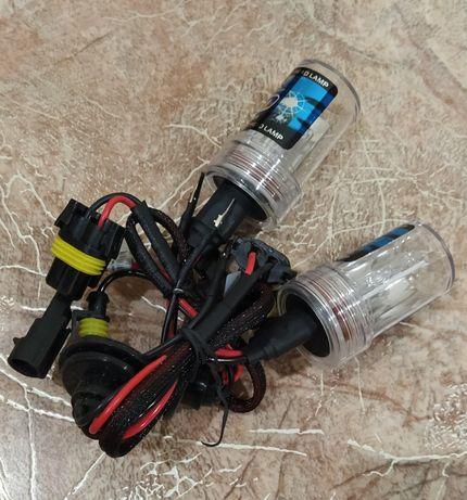 Ксенон лампы Н1,H3,H11,880, 9005 (новые)