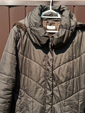 Płaszcz, kurtka damska 48