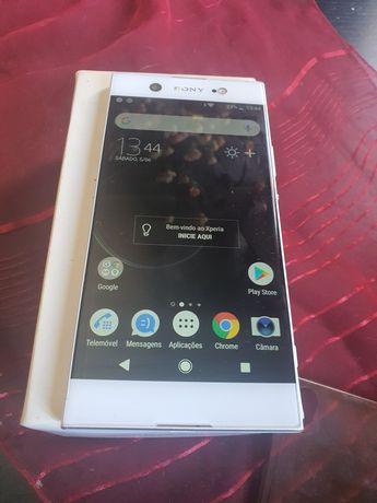 Vendo Sony Xperia XA1 ULTRA em Branco