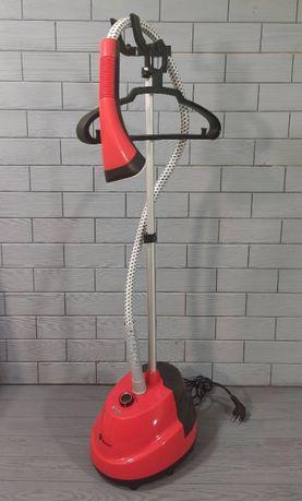 Отпариватель вертикальный со стойкой Domotec MS-5353 ручной 2000W