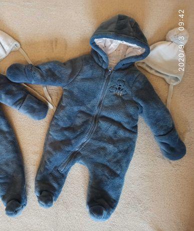 Kombinezon niemowlęcy smyk r. 62