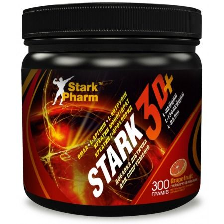 Для спортзала Stark 3D+ DMAA & PUMP Stark Pharm предтрен киев протеин
