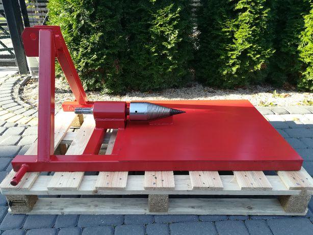 Świder fi 100 mm- łuparka do drewna łuparka świdrowa Dostawa