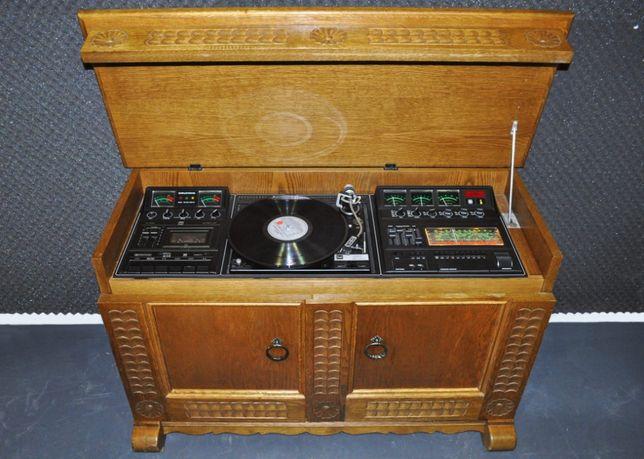 Rosita Grundig Studio 6500 HiFi - radio, amplituner, gramofon