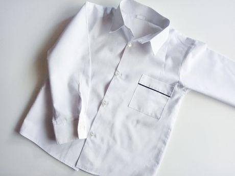 Koszula biała, elegancka, rozmiar 92