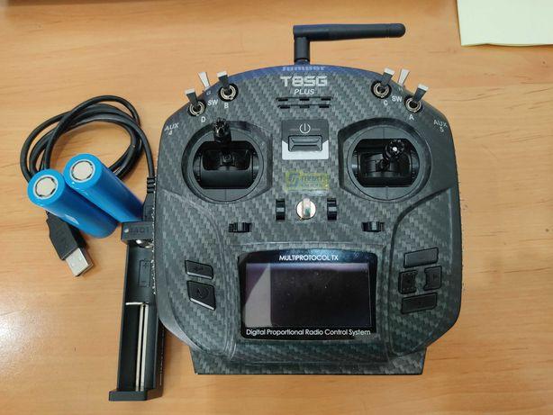 Comando Rádio transmissor JUMPER T8SG Plus