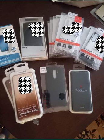 Etui do telefonów różne Huawei Y6 /Y7,Samsung J4+/S10+,Huawei P20