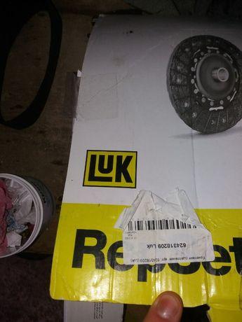 Комплект сцепления Sprinter 2.2-2.7CDI 03- LUK 624318209