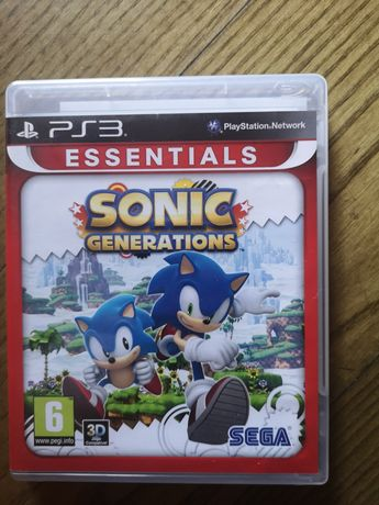 Sonic playstation 3