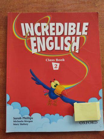 Podręcznik do nauki języka angielskiego, INCREDIBLE ENGLISH 2