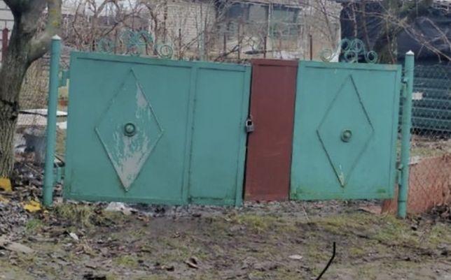 Ворота метал                                             .