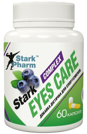 Для глаз Eyes Care Complex 60 капс (очанка, черника, лютеин, календула