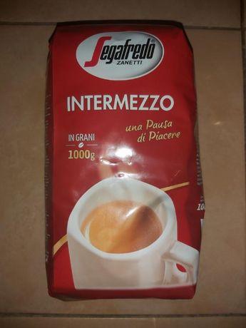 Segafredo Intermezzo - 1 кг кофе в зернах