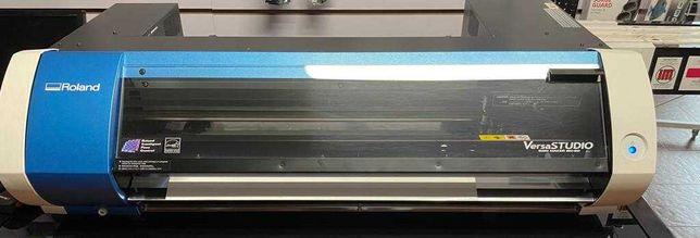 Plotter ROLAND BN-20 - Ecosolvente, Imprime e Corta