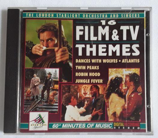CD 16 Film & Tv Themes