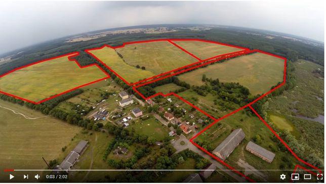 Grunty rolne, 140 ha na sprzedaż. Gospodarstwo, rola