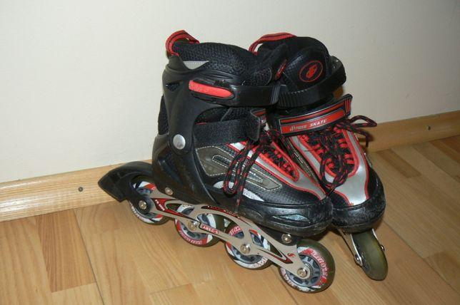 Rolki Free Skate regulowane 33 -36