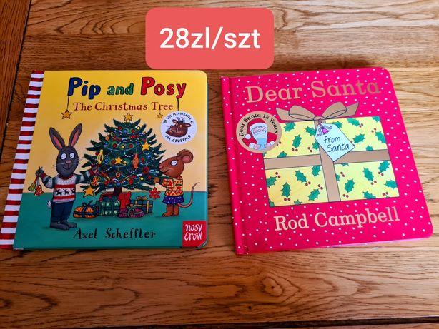 Nowe angielskie książeczki dla dzieci